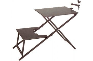 S A Sports San Angelo Weather Resistant Folding Shooters Bench 16001