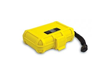 S3 T1000 Dry Protective Case, Yellow Foam Liner T1000-2