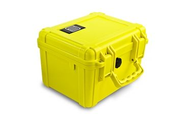 S3 T5500 Dry Protective Case, Yellow Cubed Foam T5500-2