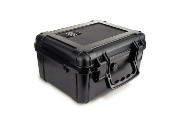 S3 T 6500 Hard Dry Protective Box, Black