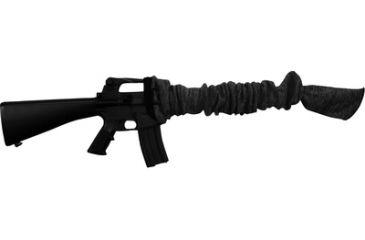 Sack-Ups Sand Viper Firearms Cover Remington 700 Black 735M24