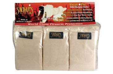1-Sack Ups Value-Pac Camo Field 6 Per Pack Natural 52 Inch 301S