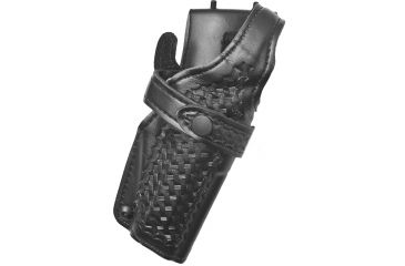 Safariland 0705 Duty Holster, SSIII Low-Ride, Level III Retention - Basket Blk, R Hand 0705-373-181