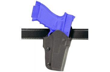 Safariland 0706 Self-Securing Belt Slide Holster - STX TAC Black, Left Hand 0706-83-132