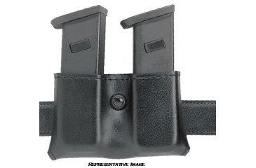 Double Magazine And Handcuff Holder Safariland 41 Concealment SnapOn Double Magazine Holder for 33