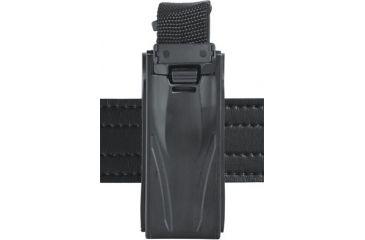 Safariland 176 Extreme Duty Magazine Holder - Plain Black, Ambidextrous