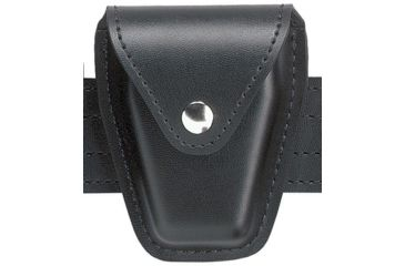 Safariland 190H Handcuff Pouch, Top Flap, for Standard Hinged Handcuffs 190H-2B