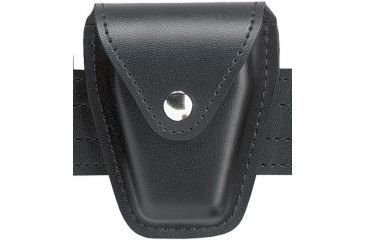 Safariland 190H Handcuff Pouch, Top Flap, for Standard Hinged Handcuffs 190H-48PBL