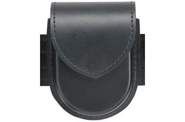 Safariland 290HS Handcuff Pouch, Double, Top Flap, Hidden Snap 290-9HS
