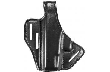 Safariland 328 Belt Holster, Pancake Style - Plain Black, Left Hand, Glock 29