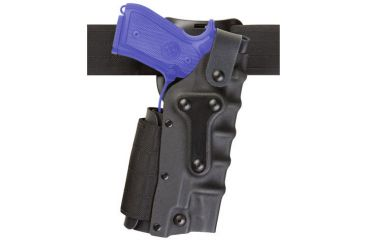 Safariland 3280 Military Mid-Ride Holster - STX FDE Brown, Ambidextrous 3280-73-551