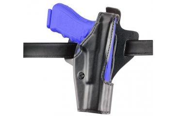 Safariland 329 Contour Concealment Holster for Pistols - Plain Black, Left Hand 329-283-62