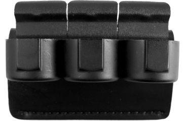 Safariland 333 Competition Speedloader Holder 333-X-2 - S&W L Frame, Colt Python, Ruger GP100