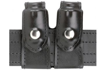 Safariland 370 Speedloader Holder, Split-Six Double, 2.25 370-2-8