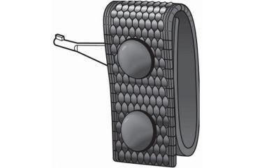 Safariland 4203 Belt Keeper, Hidden Key 4203-1-2BL