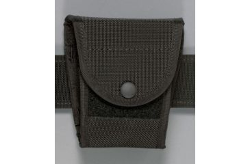 Safariland 4260 Handcuff Pouch, Double, 1 Snap 4260-4BL