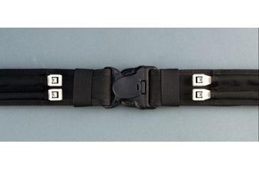 Safariland 4302 NylokPro/P.V.C. Laminated Duty Belt w/Two Flex - Cuff Channels, Full Length Hook Lining, 2 4302-0-4