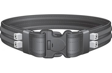 Safariland 4307 Ballistic Nylon Laminated Duty Belt w/ 3X Locking Buckle 4307-0-4