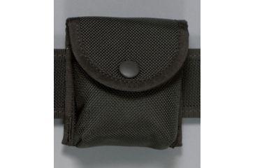 Safariland 4620 Deluxe Glove/Microshield Case, Two Compartments 4620-4BL