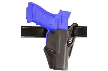 Safariland 5187 Belt Holster for Pistols - STX Plain Black, Left Hand 5187-49-412