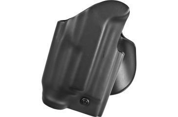 Safariland 5188 Paddle Holster, STX Plain Black, Right Hand, 1.5in - H&K P30L w/Light