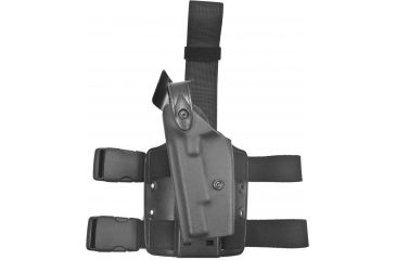 Safariland 6004 SLS Tactical Holster - Tactical Black 4658ef07fe6b