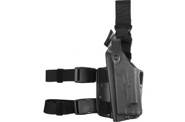 Safariland 6005 SLS Tactical Leg Holster, Black, Left 60056832122