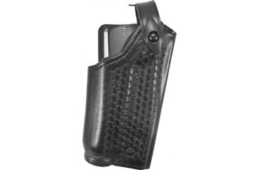 Safariland 6280 Level II Retention, Mid-Ride Holster, Basket Black, Right Hand, Sig P228
