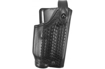 Safariland 6280 Level II Retention, Mid-Ride Holster, Basket Black, Right Hand, Sig P229R