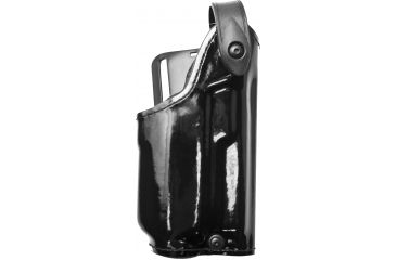 Safariland 6280 Level Ii Retention Mid Ride Holster Hi Gloss Black Right Hand 6280 8310 91