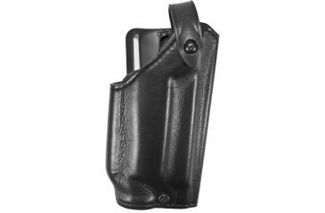 Safariland 6280 Level II Retention, Mid-Ride Holster, Plain Black, Right, Sentry Protection, Glock 17