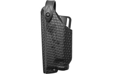 Safariland 6280 Level Ii Retention Mid Ride Holster Stx Basket Weave Left Hand 6280 68321 482