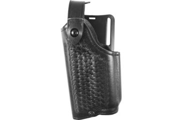 Safariland 6280 LVL 2 Mid Holster, Basket Black, Left Hand - Sig P220R w/Light