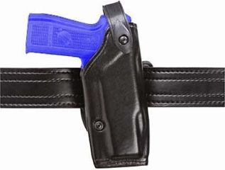 Safariland 6287 Concealment SLS Belt Holster - STX Tactical Black, Right Hand 6287-538-131