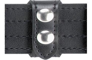 Safariland 63 Belt Keeper, Slotted, 2 Snap 63-9HS