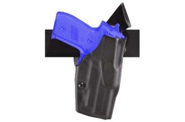 Safariland Model 6320 ALS Duty Holster - STX Plain Black, Right Hand 6320-148-411