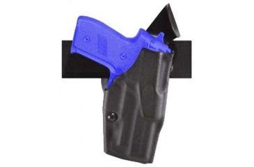 Safariland Model 6320 ALS Duty Holster - STX Plain Black, Right Hand 6320-180-411