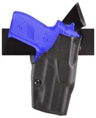 Safariland Model 6320 ALS Duty Holster - STX Tactical Black, Right Hand 6320-3832-131