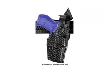 Safariland 6360 ALS Level III w/ Ride UBL Holster - STX Basket Weave, Right Hand 6360-7742-481