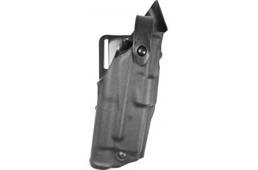 Safariland 6360 ALS Level III w/ Ride UBL Holster - STX TAC Blk, RH 2in 6360-832-131-2