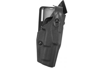Safariland 6365 ALS Level II Plus w/ Drop UBL Holster, STX Tactical Black, Right Hand, Springfield .357