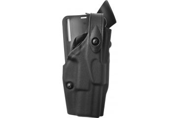Safariland 6365 ALS LV3 Drop UBL Holster, Right, STX TAC Black, 2in Slots - Spring XD 9mm