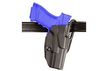 Safariland 6377 ALS Belt Holster - STX Plain Black, Right Hand 6377-774-411