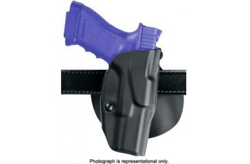 Safariland 6378 ALS Paddle Holster - STX Basket Weave, Right Hand 6378-319-481