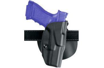 Safariland 6378 ALS Paddle Holster - STX Hi-Gloss Black, Right Hand 6378-832-491