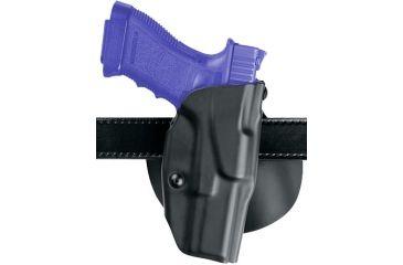 Safariland 6378 ALS Paddle Holster - STX Tactical Black, Left Hand 6378-53-132