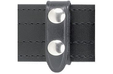 Safariland 65 Belt Keeper, 2 Snap 65-03PBL