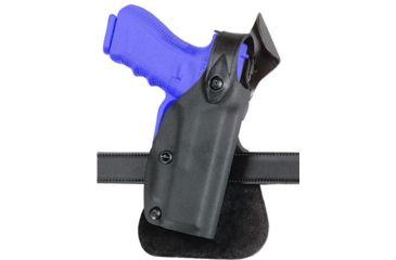 Safariland 6518 Concealment SLS Paddle Holster - STX TAC Black, Right Hand 6518-56-131