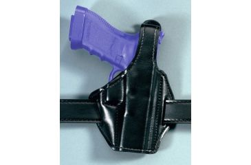 Safariland 747 Pancake Concealment Holster for Pistols - Plain Cordovan, Right Hand