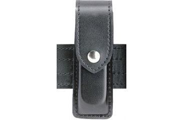 Safariland 76 Single Handgun Magazine Pouch - STX TAC Black, Ambidextrous 76-76-13PBL